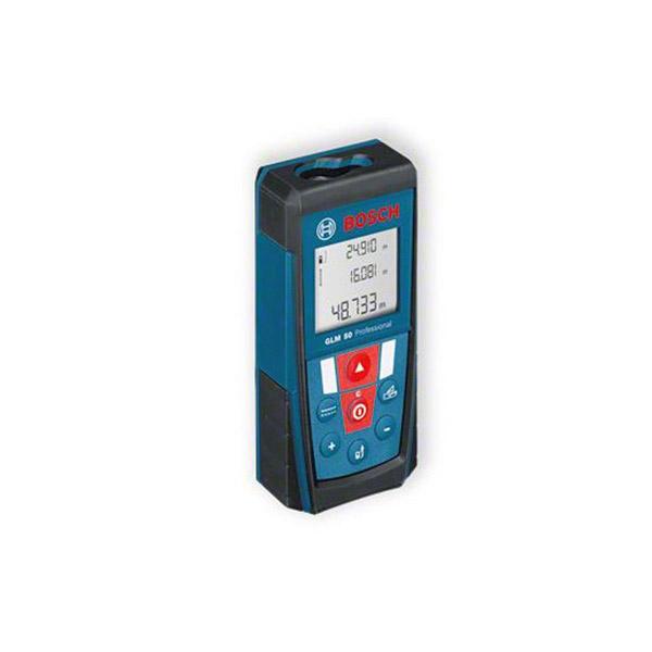 Distanziometro Misuratore Metro Professionale Laser Bosch Glm 50