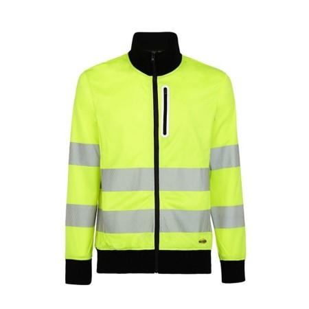 Giacca Da Lavoro Unisex Jacket Pl Hv Diadora Utility Giallo