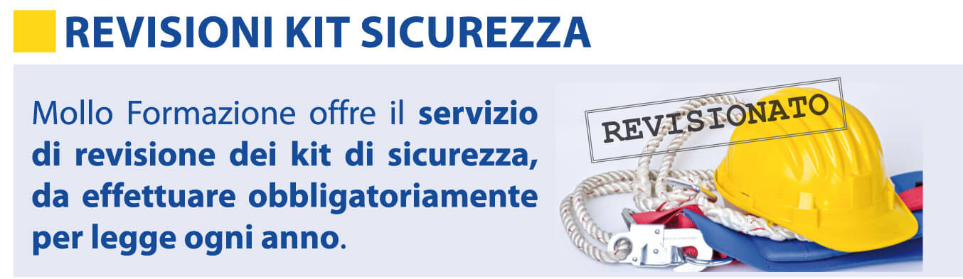 Revisioni Kit di Sicurezza