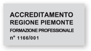 Accreditamento Regione Piemonte
