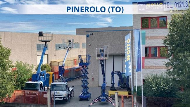 Mollo Noleggio - Filiale di Pinerolo (TO)