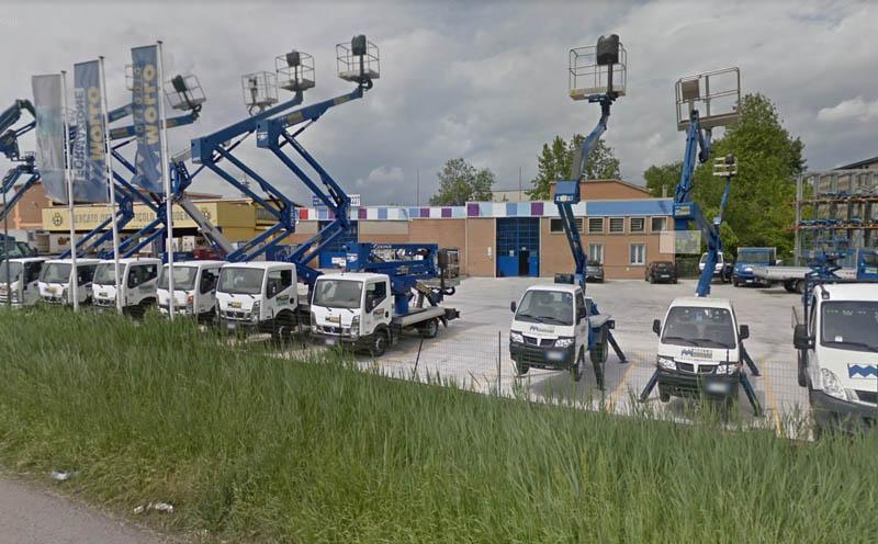 Sede Mollo Noleggio - Modena