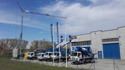 Sede Mollo Noleggio Rivalta di Torino