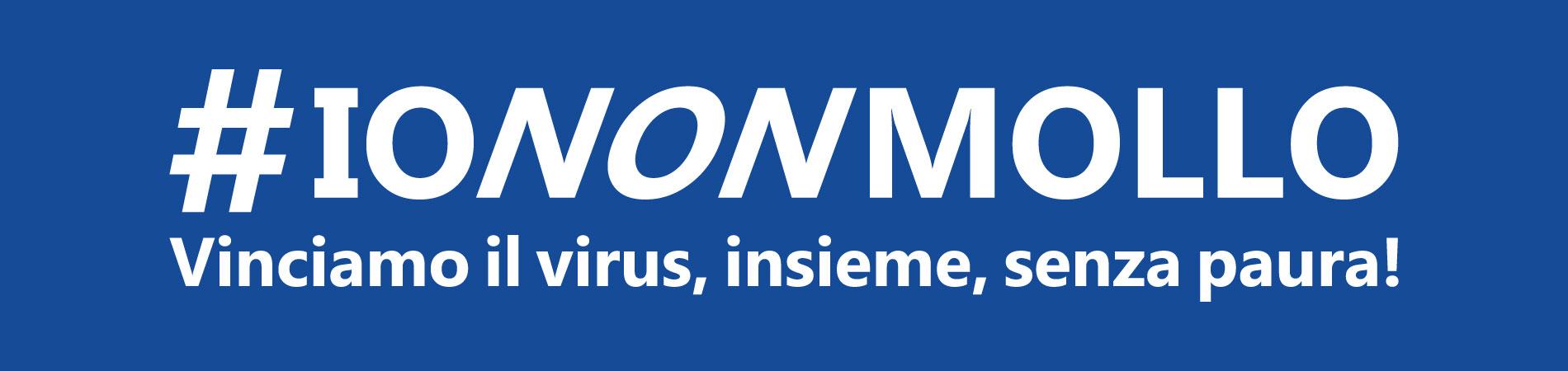 Homepage #iononmollo