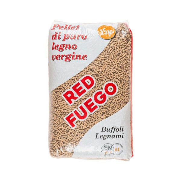 Pellet Red Fuego