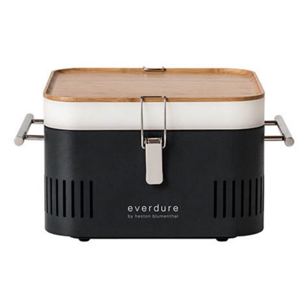 Barbecue A Carbone Portatile Cube Everdure Disponibile In 4 Colori