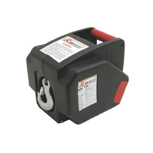 Argano Verricello Elettrico 12 V Ribimex Ribitech Pe12v