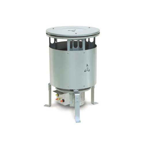 Generatore Mobile Aria Calda Oklima Sw128 Gpl Irraggiamento Convezione