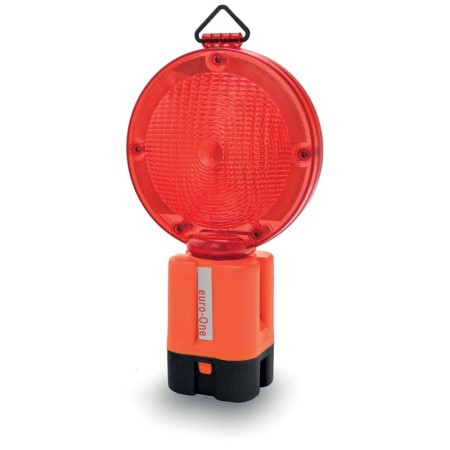Lampeggiatore One Led Rosso Fisso Sisas