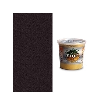 Ossido Di Ferro Sintetico Colore Nero 9313 Confezione 500 Gr Siof