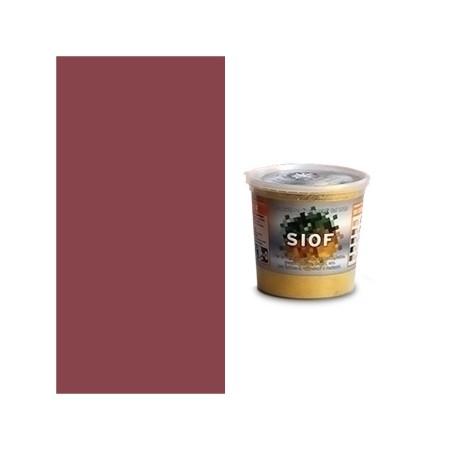 Ossido Di Ferro Sintetico Colore Rosso Porpora 1017 Confezione 500 Gr Siof