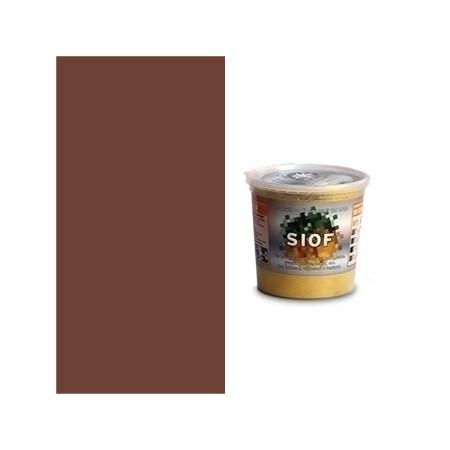 Ossido Terra Colorante Colore Marrone Scuro 711 Confezione 300 Gr Siof