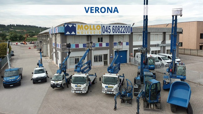 Mollo Noleggio - Filiale di Verona